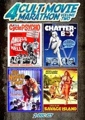 Cult Movie Marathon Volume 2 DVD