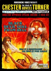 Black Devil Doll From Hell / Tales From The Quadead Zone DVD Box Set