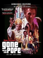 Gone With The Pope Blu-Ray/DVD