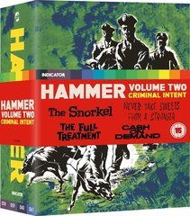 Hammer Volume Two: Criminal Intent Blu-Ray (Region Free)
