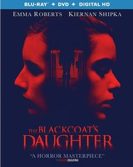 Blackcoat's Daughter Blu-Ray