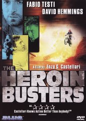 Heroin Busters DVD