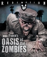 Oasis Of The Zombie Blu-Ray