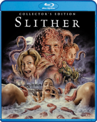 Slither Blu-Ray