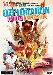 Ozploitation Trailer Explosion DVD