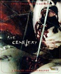 Cemetery (4-Disc) Blu-Ray/DVD/CD