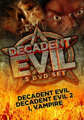 Decadent Evil Collection DVD