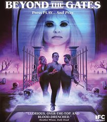 Beyond The Gates Blu-Ray