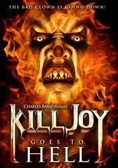 Killjoy Goes To Hell DVD