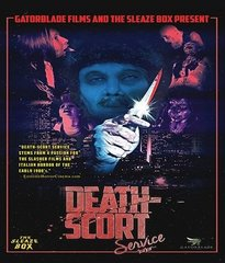 Death-Scort Service Blu-Ray