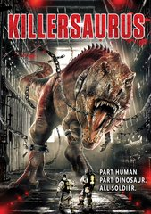 Killersaurus DVD
