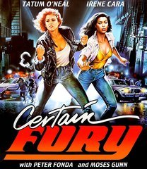 Certain Fury Blu-Ray