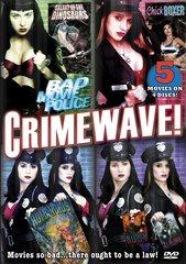 Bad Movie Police: Crimewave (5-Pack) DVD