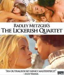 Lickerish Quartet Blu-Ray
