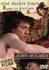 42nd Street Pete's John Holmes Collection Volume 2 DVD