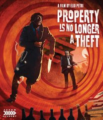 Property Is No Longer A Theft Blu-Ray/DVD