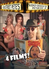 42nd Street Pete's Sleazy Grindhouse Picture Show Volume 2 DVD