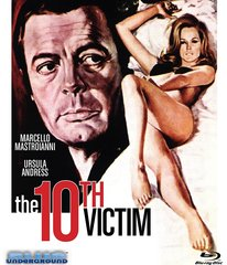 10th Victim Blu-Ray
