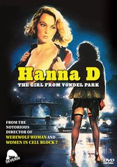 Hanna D: The Girl From Vondel Park DVD