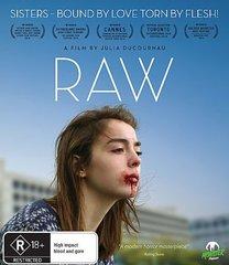 Raw Blu-Ray (Region Free)