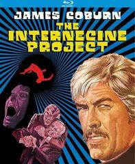 Internecine Project Blu-Ray