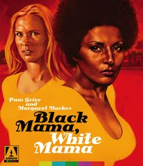 Black Mama, White Mama Blu-Ray/DVD