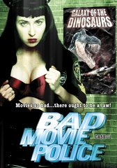 Bad Movie Police Case #1: Galaxy Of The Dinosaurs DVD