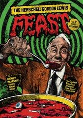Herschell Gordon Lewis Feast Box Set Blu-Ray/DVD US SHIPPING ONLY