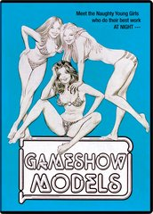 Game Show Models DVD