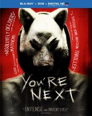 You're Next Blu-Ray/DVD