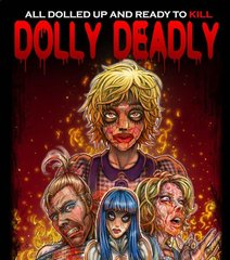Dolly Deadly Blu-Ray (alternate cover)