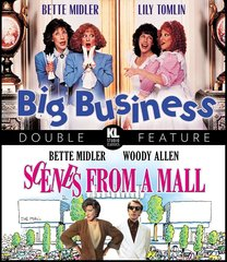 Big Business / Scenes From A Mall Blu-Ray