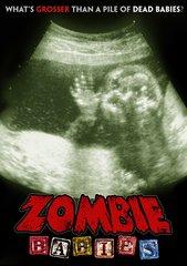 Zombie Babies DVD