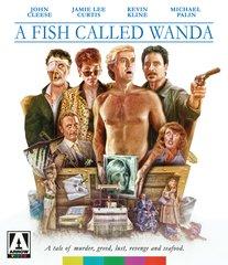 Fish Called Wanda Blu-Ray