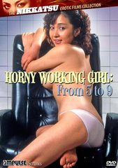 Horny Working Girl: From 5 To 9 DVD