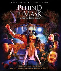 Behind The Mask: The Rise Of Leslie Vernon (Collector's Edition) Blu-Ray