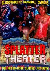 Splatter Theater DVD