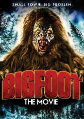 Bigfoot: The Movie DVD