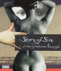 Story Of Sin Blu-Ray/DVD