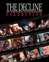 Decline Of Western Civilization Collection Blu-Ray