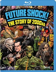 Future Shock! The Story Of 2000AD Blu-Ray
