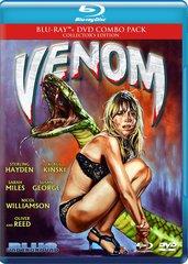 Venom (Limited Edition) Blu-Ray/DVD