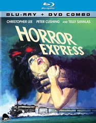 Horror Express Blu-Ray/DVD