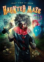 Haunted Maze DVD
