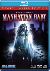 Manhattan Baby Blu-Ray/DVD/CD