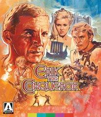 Erik The Conqueror Blu-Ray/DVD