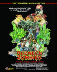 Redneck Zombies DVD/CD