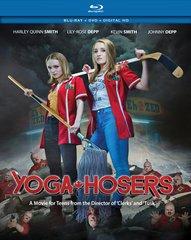 Yoga Hosers Blu-Ray