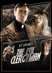 Evil Clergyman DVD