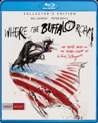 Where The Buffalo Roam Blu-Ray
